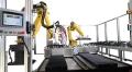電路板自動密封設備 機器人自動點膠機