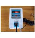 負載3000瓦智能數顯溫控器發熱片溫度控制器