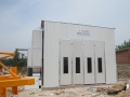 松原天成涂裝定制鋼結構大型工業噴漆房