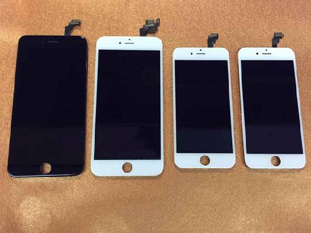 苹果7听筒-光板-尾插排线苹果6s摄像头回收苹果系列手机配件: 苹果6