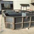 河北旭群整體化糞池模具的材質類型