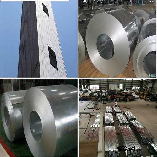 就目前工程中常用的轻钢结构楼盖,主要有以下四种形式:表面应干净,无
