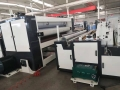 全自動彩印廚房紙復卷機生產加工設備