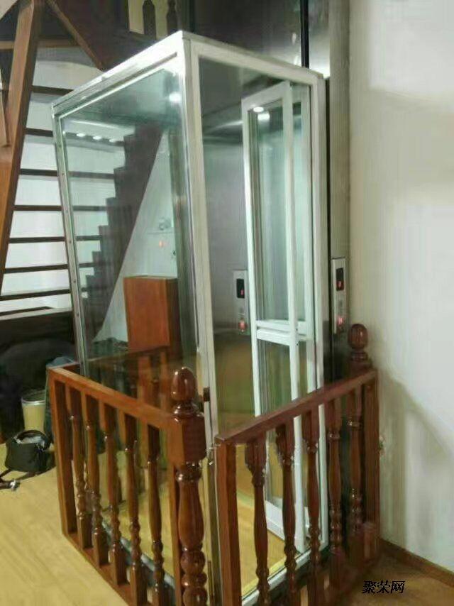 家用小型升降机主要用于室内室外楼层间载货,豪华型液压升降机可用作图片