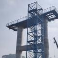 高架橋作業平臺 轉角平臺