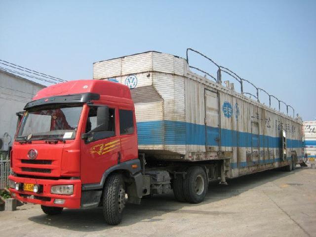 轿车托运,从广州到长春运输一辆车多少钱