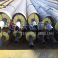丹东钢套钢直埋蒸汽保温管厂家预制