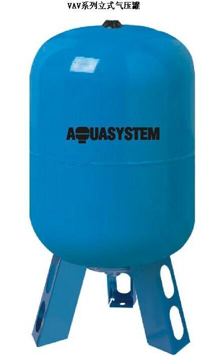 隔膜式气压罐结构: 隔膜式气压罐由罐体