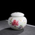 大号茶叶罐定做 景德镇色釉工艺陶瓷罐子¡¢生产陶瓷罐子厂家