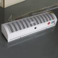 工業冷暖電熱風幕機