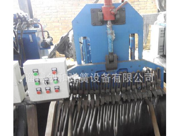 汽车板簧设备 汽车板簧全自动生产线 板簧步进淬火炉