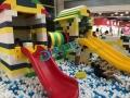 兒童樂園百萬海洋球池 兒童拓展網紅橋專業定做