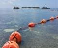 海洋养殖踏板设备