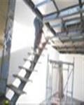长子营专业安装钢结构楼梯厂子营专业安装设计家庭楼梯