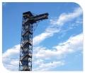 大型蹦極設備 懸崖大型高空蹦極設備高度規格