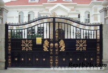 欧式门,伸缩门,玻璃门,钢质,无机布,防火卷帘门,铁艺大门,铁艺围栏,护