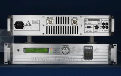 专业调频发射机 无线广播发射机