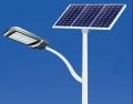 新农村道路灯9米40w太阳能路灯超亮防水