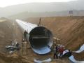 貝爾克壁厚7毫米熱鍍鋅鋼波紋管涵