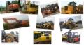 山東低價銷售二手壓路機二手裝載機二手挖掘機推土機叉車