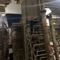 转让二手热压机胶合板 19层4x8尺 上海板机厂产
