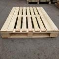 青島黃島歐標托盤定制 出口用木棧板四面進叉