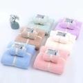 簡汐供應處理珊瑚絨毛巾庫存 便宜珊瑚絨尾貨毛巾