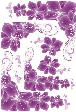 橱柜水转印贴花/水转印纸特点表现为: 1 转印图案纹路,色彩丰富,转印