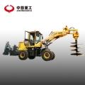 邢台县挖坑机拖拉机改装钻坑机厂家直销