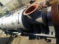 單軸粉塵加濕器多功能粉塵加濕機水泥用加濕機 臥式加濕
