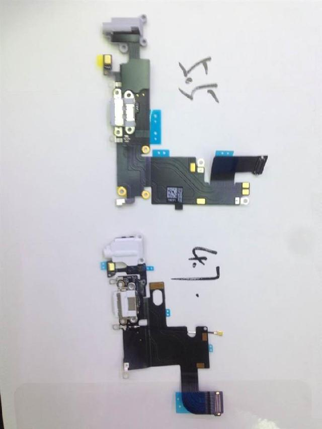 求购苹果5s手机主板,开机排线等手机配件