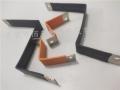 銅導電連接件 非標定制銅箔軟連接 軟銅排焊接