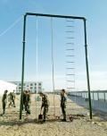 北京部队攀爬架价格 爬绳爬梯爬杆组合