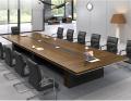 供应各种会议桌 板式稳重会议桌 时尚钢架会议桌等