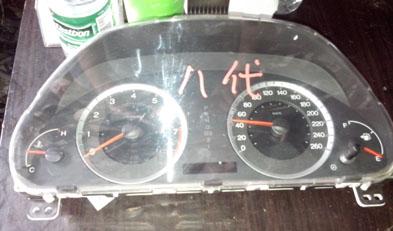 八代雅阁2.4仪表 大灯 节气门 高压包 玻璃升降器 半轴