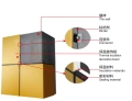 新型节能保温装饰一体板设备