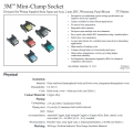 3M原裝進口連接器 37103-3122-000FL