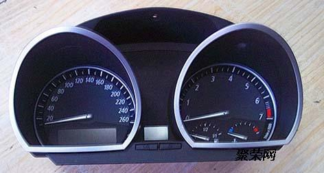 宝马z4e89e85仪表 仪表台方向盘 气囊 气囊游丝 空调