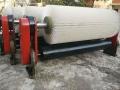 無動力毛刷清掃器 B1200輸送機 尼龍毛刷