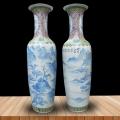 1.8米3米客厅装饰瓷瓶