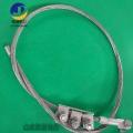 純鋁材質接地線 OPGW光纜配套接地端子