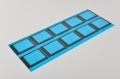 供应电子元器件模切机 背胶模切、精密模切加工