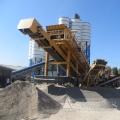福建漳州100噸垃圾分選機設備 建筑垃圾混凝土破碎機