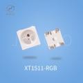 XT1511白面灯珠6812 通用WS2812内置