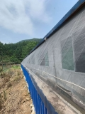 耐曬加厚40目豬場防蚊網大寬幅定做