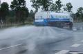 東風10噸福瑞卡綠化灑水車