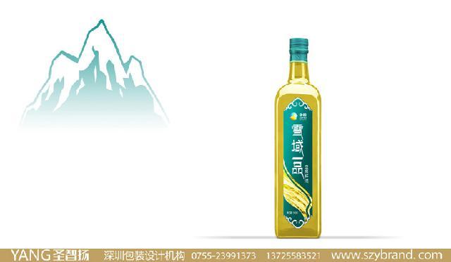 手机验证山茶油包装设计,橄榄油包装设计公司,食用油礼盒包装设计公司