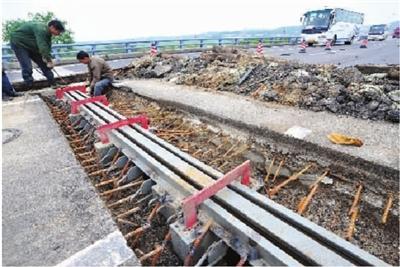 河北防水堵漏公司伸缩缝堵漏的施工步骤