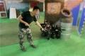 西安团队拓展训练基地 西安户外拓展活动基地