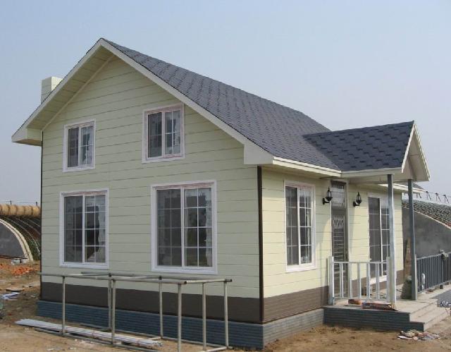 3,轻型钢结构别墅屋内空间的跨度比混凝土建筑的跨度大.